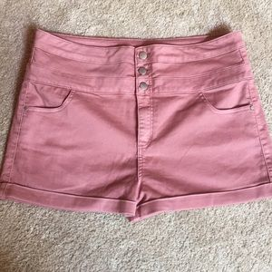 Tinseltown High Waisted shorts